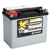 X2 Power Battery Replacments